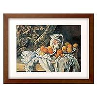 ポール・セザンヌ Paul Cézanne 「Still-life. 1895」 額装アート作品