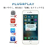 アイフォンHDMI変換アダプタ iPhone/iPad/iPod対応 HDMI変換ケーブル 設定不要 2m延長 1080P高解像度 by EBEAUTYDAY