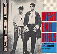 Hold Me Now/West End Girls [Analog]