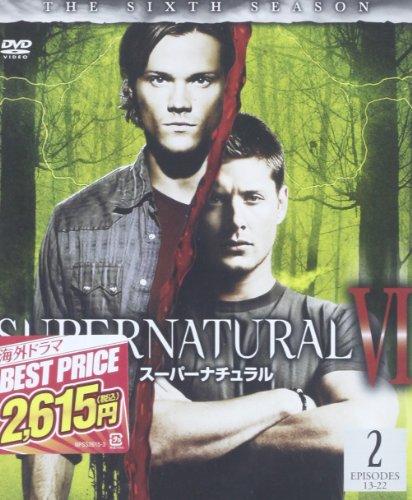 SUPERNATURAL/スーパーナチュラル 6thシーズン 後半セット (13~22話・5枚組) [DVD]