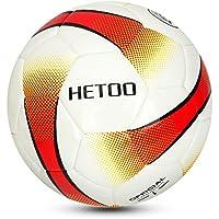 Hetoo 防水サッカーボールは大人でも子どもでも最高のパフォーマンスを発揮できるトレーニング兼試合用のボールです。サイズは3、4、5号があります