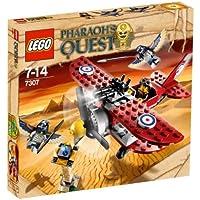 レゴ (LEGO) ファラオズ・クエスト フライング・マミー・アタック 7307