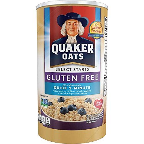 Quaker Gluten Free Oats クエーカーグルテンフリーオートミール500g [並行輸入品]