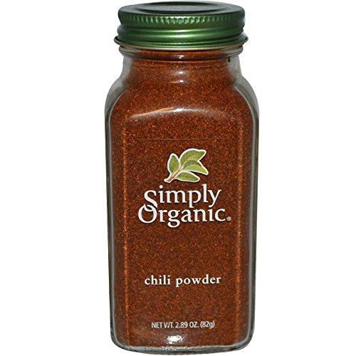 Simply Organic(シンプリー オーガニック) チリパウダー 2.89 oz (82g) [海外直送品]