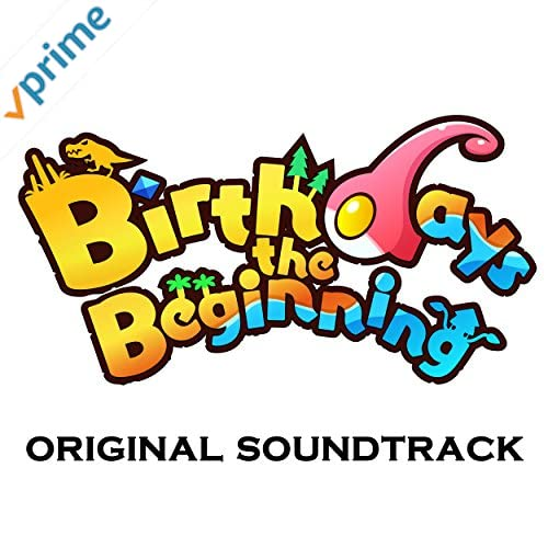 Birthdays the Beginning Original Soundtrack