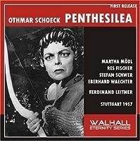 Schoeck: Penthesilea by Stefan Schwer