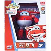 David Toy Super Wings Season2 Transforming Plane Hogi Robot 韓国TVアニメーション [並行輸入品]
