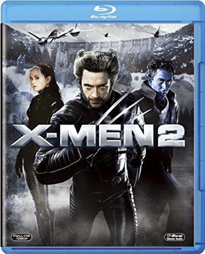 X-MEN2 [Blu-ray]の詳細を見る