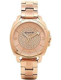 (コーチ) COACH 腕時計 レディース 14502002 BOYFRIEND SMALL ローズゴールド[並行輸入品]