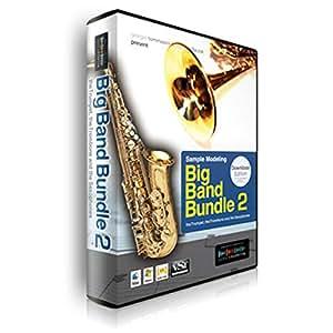 Sample Modeling Big Band Bundle2 プラグイン音源ソフト (サンプルモデリング) 国内正規品