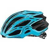 [オージーケー] カブト 自転車 大人用 ヘルメット FLAIR フレアー マットブルー 211-0070