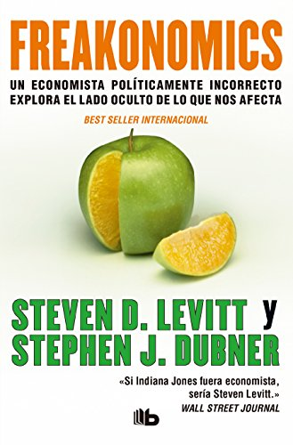 Download Freakonomics (Spanish Edition) 8496581810