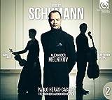 Schumann: Piano Concerto, Piano Trio No.2 by Alexander Melnikov (2015-08-03)