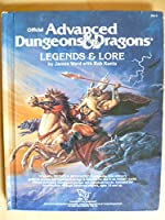 Legends and Lore (Advanced Dungeons and Dragons)