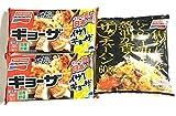 炒飯 餃子 セット 味の素 ザ・チャーハン 600g 2人前1袋 ギョーザ 12個入300g2袋 計3袋 冷凍