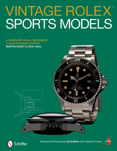 Vintage Rolex Sports Models: A Complete Visual Ref...