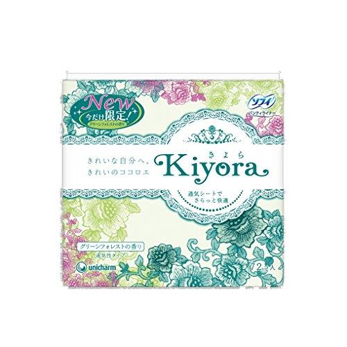 ソフィ Kiyoraグリーンフォレストの香り72枚