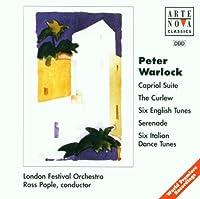 Warlock;Capriol Suite/Curle