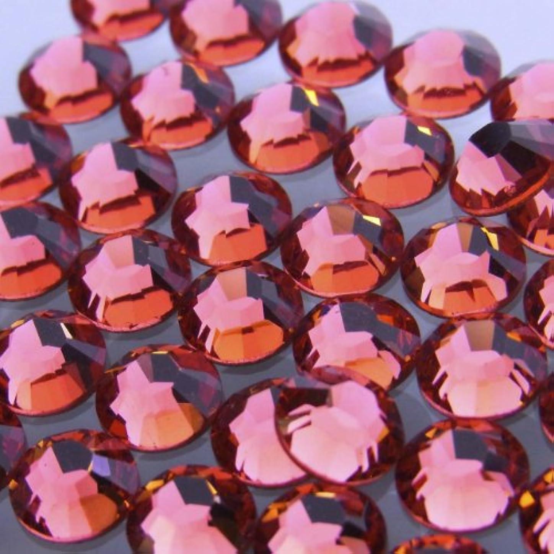 若者蒸発テキストHotfixパパラチアss16(50粒入り)スワロフスキーラインストーンホットフィックス
