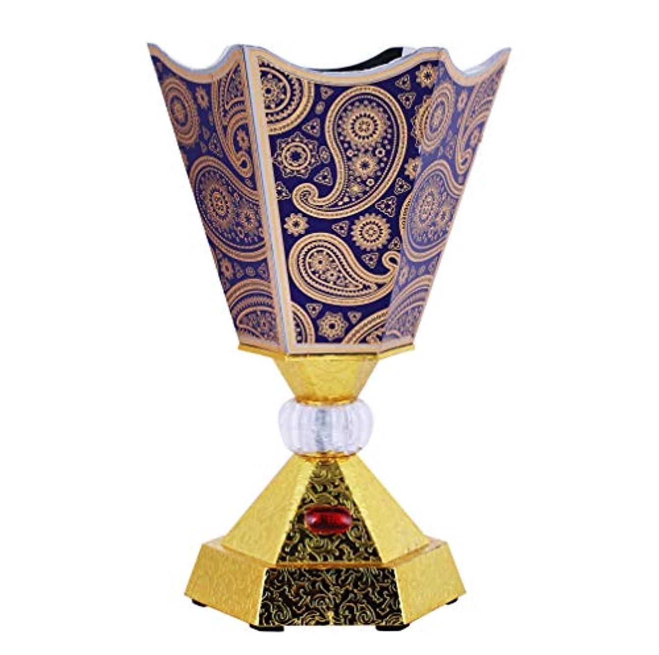理容師美人勝者Vintage Style Incense Bakhoor/Oud Burner Frankincense Incense Holder Electric, Best for Gifting