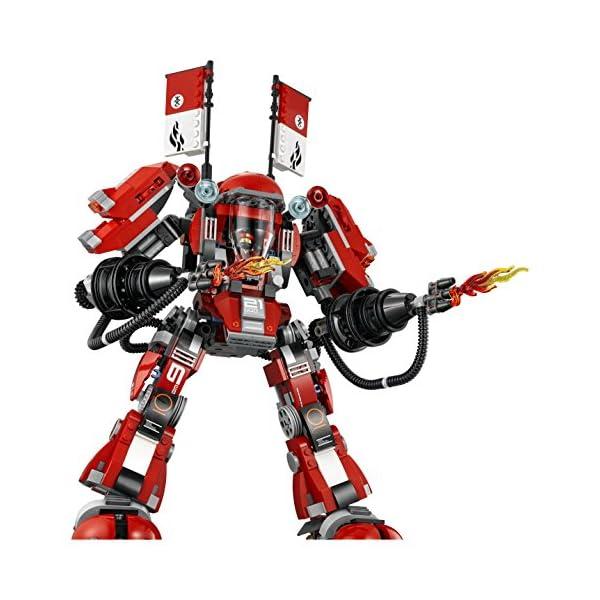レゴ(LEGO)ニンジャゴー カイのファイヤー...の紹介画像4