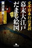 幕末大江戸だまし絵図―定年影奉行仕置控 (幻冬舎文庫)