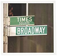 Signs–Times Squareブロードウェイ–グリーティングカード Set of 12 Greeting Cards
