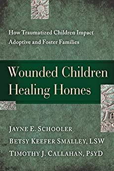 Wounded Children, Healing Homes: How Traumatized Children Impact Adoptive and Foster Families by [Schooler, Jayne, Keefer Smalley, Betsy, Callahan, Timothy]