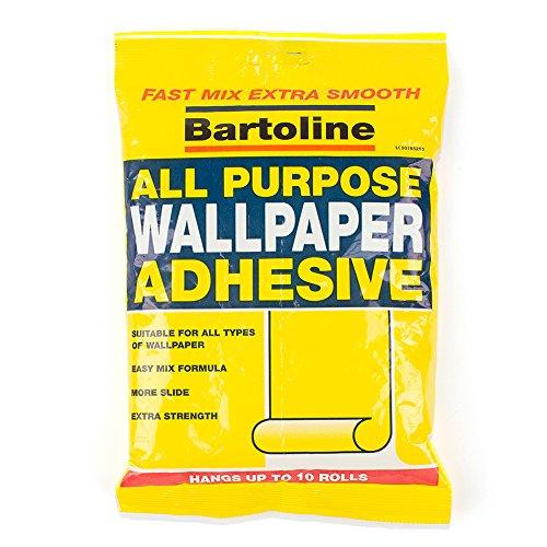 Bartoline『貼ってはがせる壁紙用粉のり セルノリ』