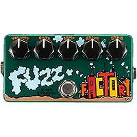 ジーベックス/ZVex Hand-Painted Fuzz Factory Guitar Effects Pedal/アンプ/エフェクター【並行輸入品】