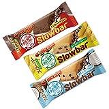 ブルボン スローバー3箱Aセット ( チョコレートクッキー & チョコバナナクッキー & 濃厚ココナッツミルク )