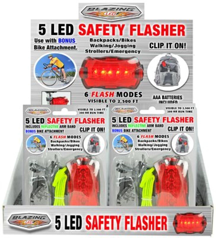 Shawshank Ledz 900257 5 LED安全Flasher