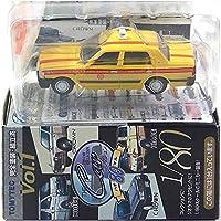 【11】 トミーテック 1/80 ザ?カーコレクション 80 Vol.1 トヨタ クラウンセダン タクシー 日本交通 単品