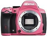 RICOH IMAGING PENTAX ペンタックス K-50 ボディ(レンズ別売) ピンクの画像