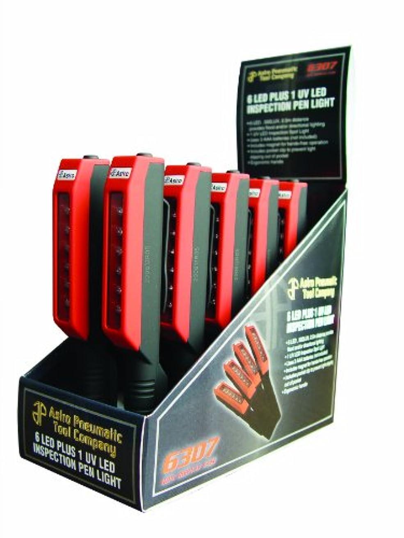 数学的な祭司用語集Astro 6307 6 LED Plus 1 UV LED Inspection Pen Light Astro [並行輸入品]