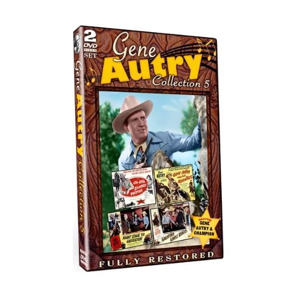 Gene Autry: Movie Colle...の紹介画像2