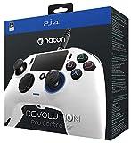 Nacon Revolution Pro Controller Official PS4 Controller - ナコン レボリューション プロ コントローラー White ホワイト [並行輸入品]