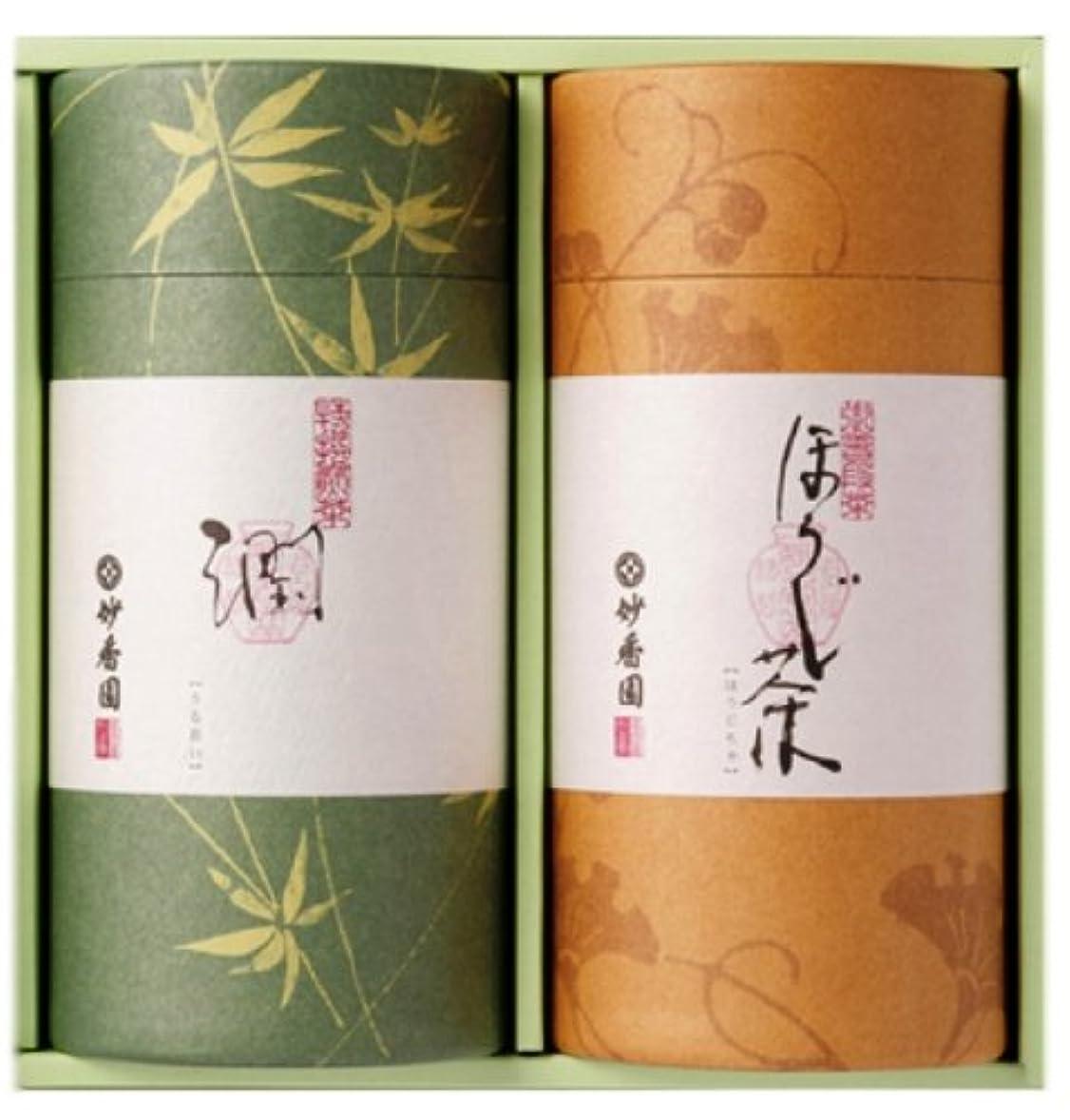 任意追い出す作る妙香園 お茶ギフト No.012 2種入