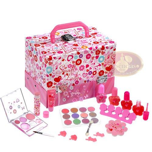 【NEW 子供用メイクアップ】スモールレディ バニティメイクボックス SMALL LADY VANITY MAKE BOX