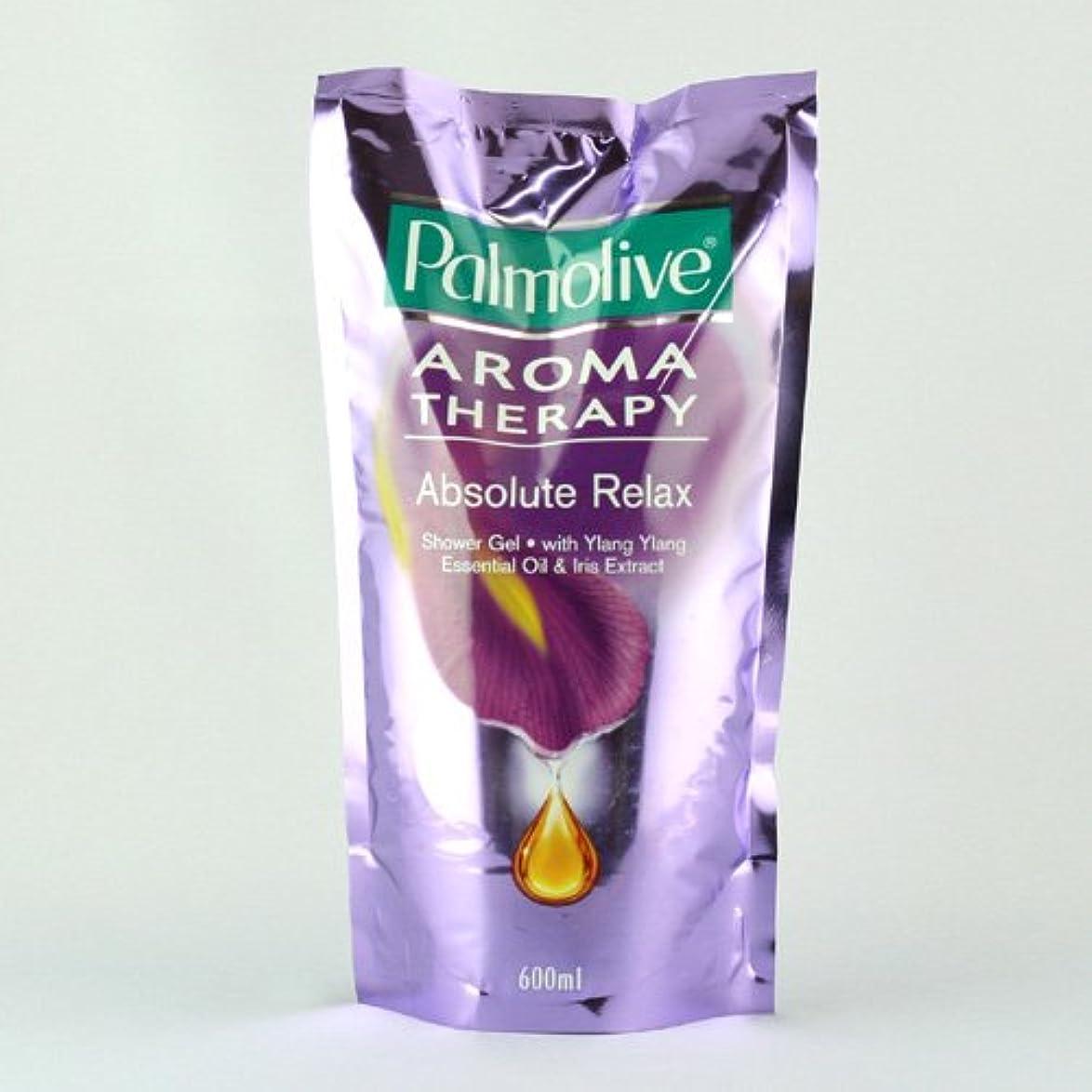 声を出して食用微視的【Palmolive】パルモリーブ シャワージェル詰め替え用(アブスルートリラックス) 600ml / 25oz