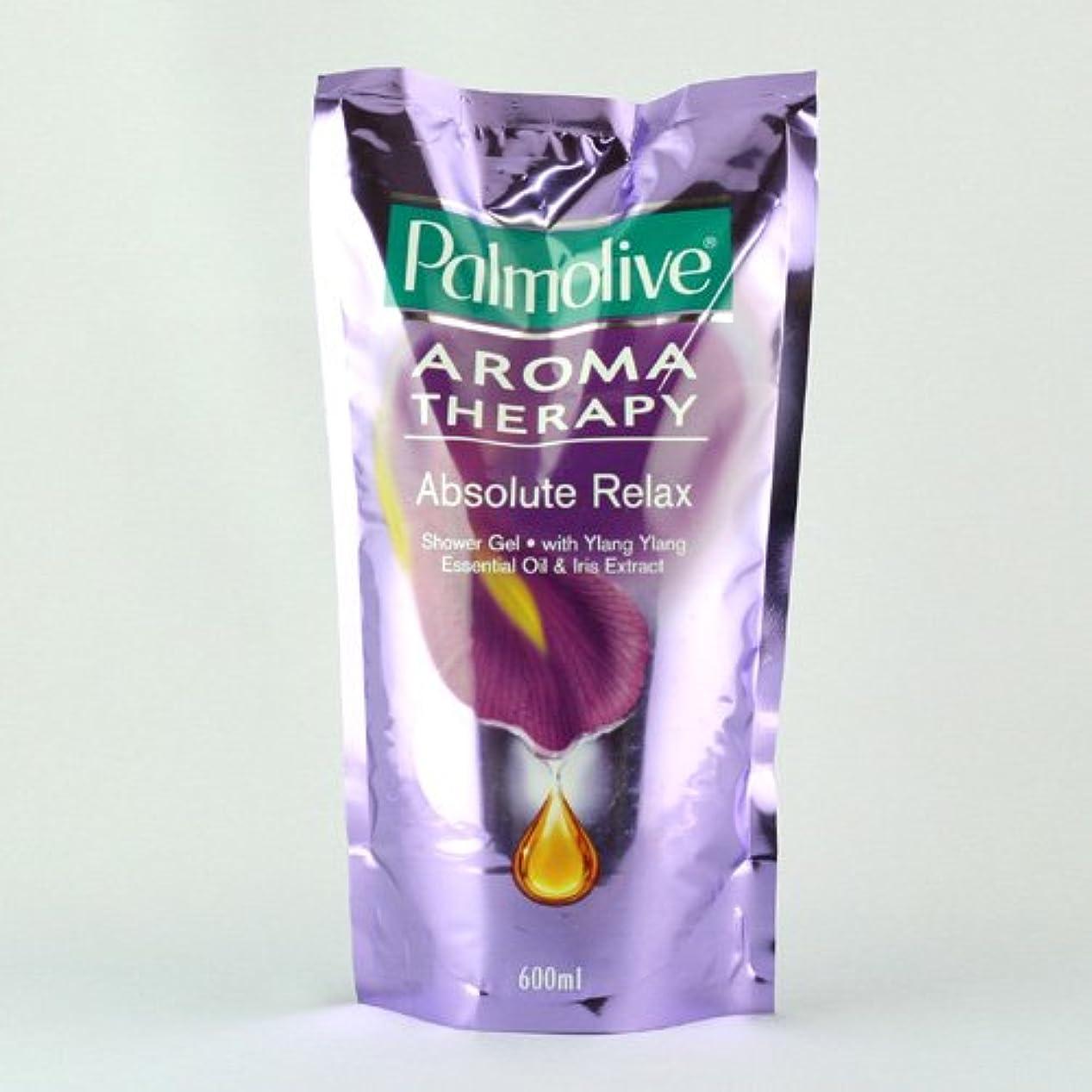 一般化するショットのれん【Palmolive】パルモリーブ シャワージェル詰め替え用(アブスルートリラックス) 600ml / 25oz