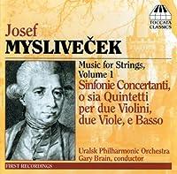 Myslivecek - Works for Strings, Vol 1 (2007-01-09)