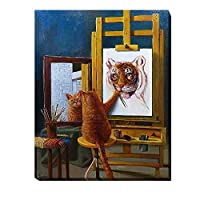 Norman Catwell Lucia Heffernanプレミアムギャラリー‐ Giclee byアート( ready-to-hang )