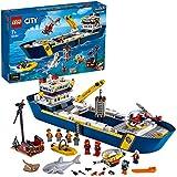 LEGO City Ocean Exploration Ship 60266 Building Kit