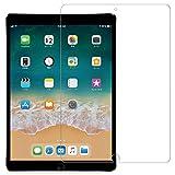 Nimaso iPad Pro 10.5   iPad Air (2019) 用 フィルム 強化ガラス 液晶保護フィルム 高透過率 気泡ゼロ 指紋防止 硬度9H (透明)
