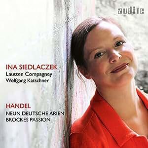 Handel: Neun Deutsche Arien &