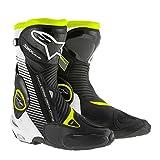 [アルパインスターズ] バイクブーツ ブラック/レッドフロー/ホワイト/イエローフロー 41/26.0cm SMX PLUS(SMXプラス) ブーツ1015 1691320741