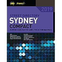Sydney Compact Street Directory 2019 31st ed