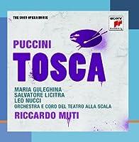 Tosca - The Sony Opera House by Riccardo Muti (2012-01-17)
