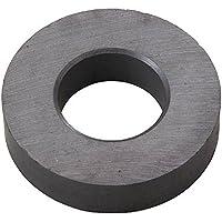 TRUSCO(トラスコ) フェライト磁石 外径45mmX厚み10.5mm 1個入り TF45RA1P